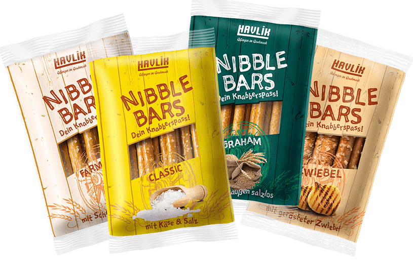 Nibble bars
